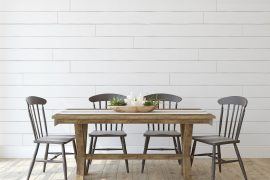 Different types of dining table