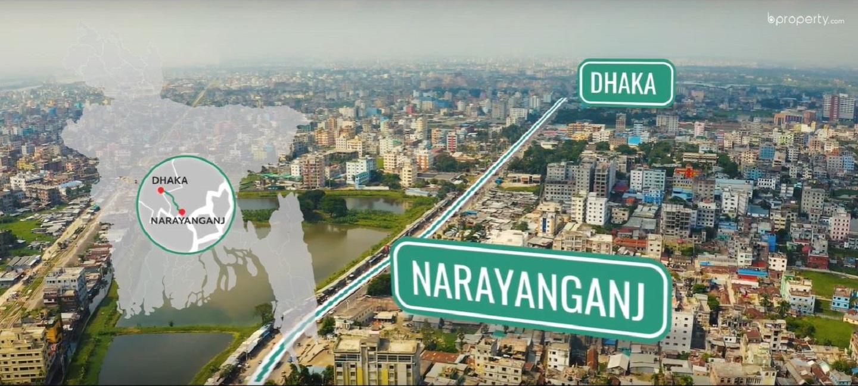 Dhaka-Narayanganj commute