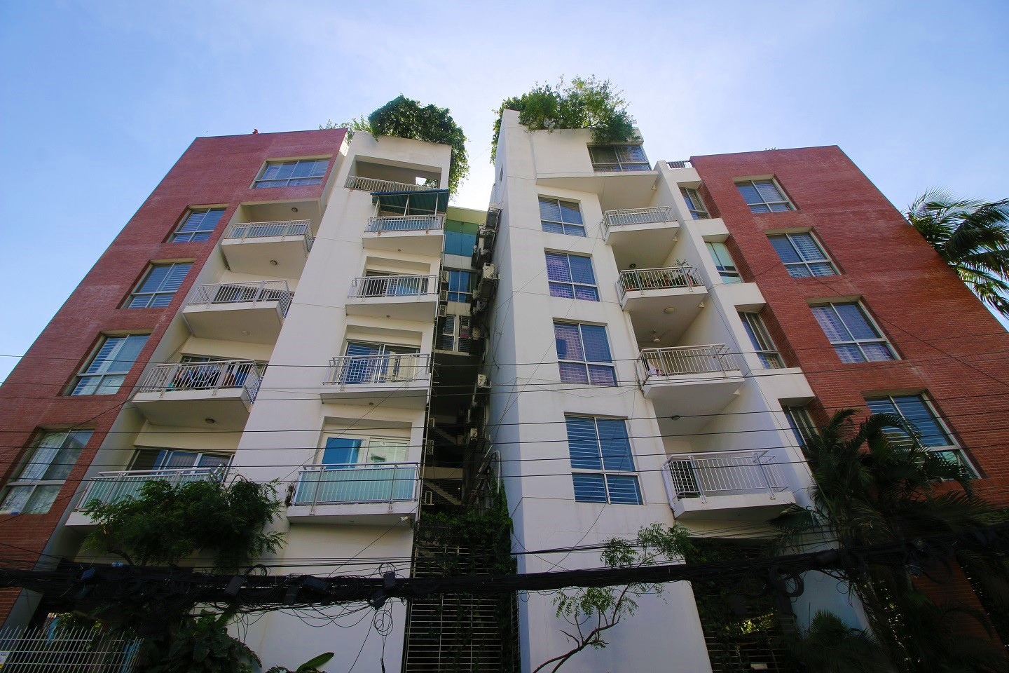 A definition of true family sized apartment at Gulshan 1