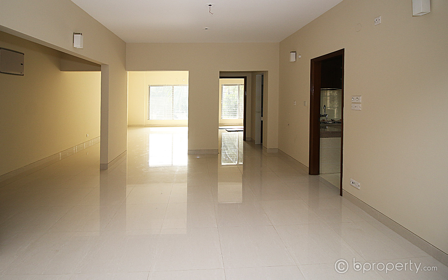 An exclusive apartment in Gulshan 1