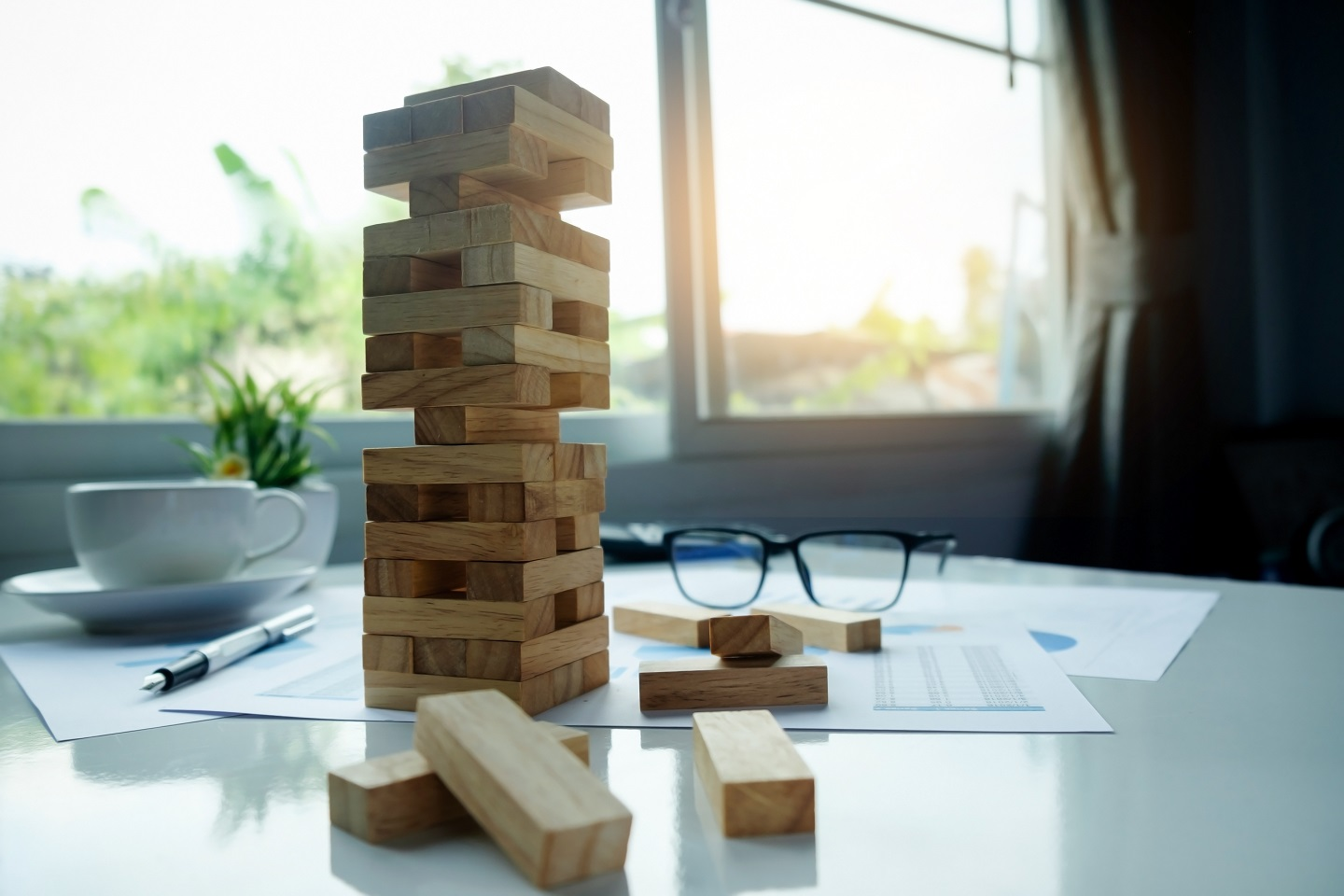 Risks vary among the investment options, know the risks and then make up your mind