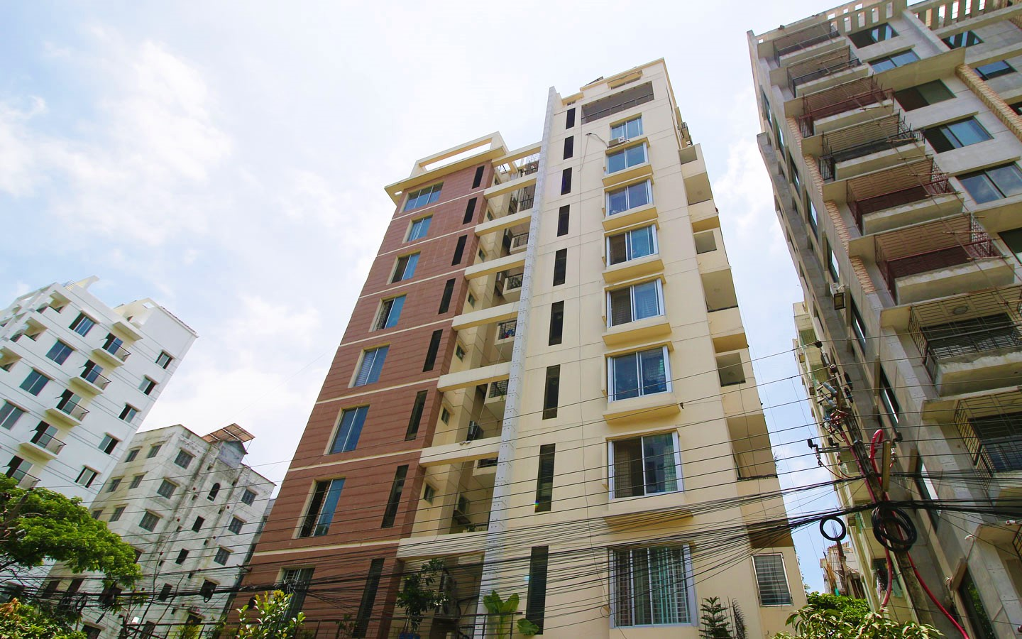 One of the best properties for sale in Bashundhara