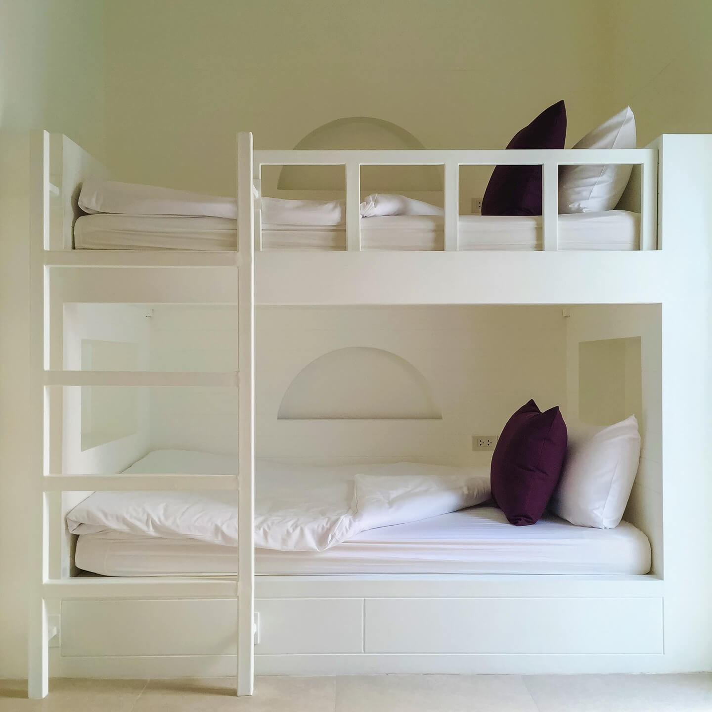 decoration ideas for bedroom with bunk beds
