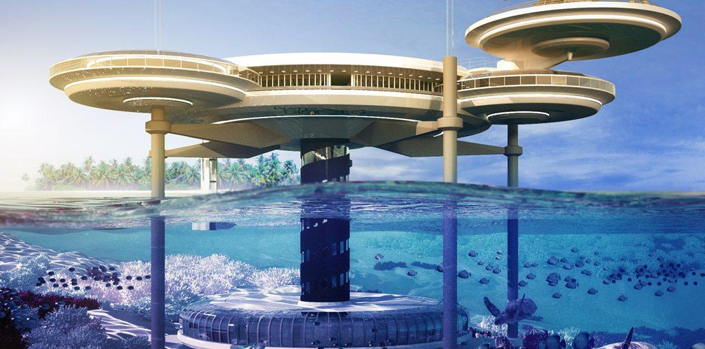 5 Underwater Hotels Around The World - Bproperty