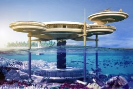 5 Underwater Hotels Around The World - Bproperty