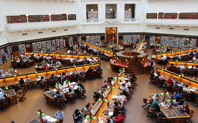 Austran library