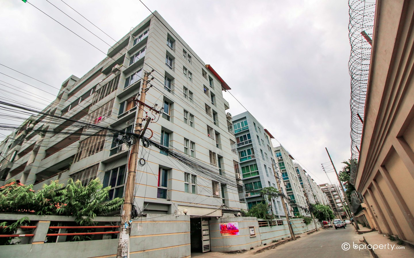 One of the top properties for sale in Bashundhara