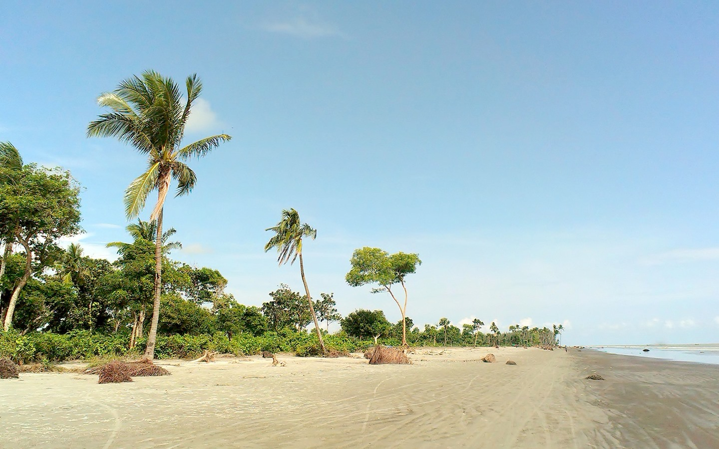 Kuakata is a one of the most underrated beautiful places in Bangladesh