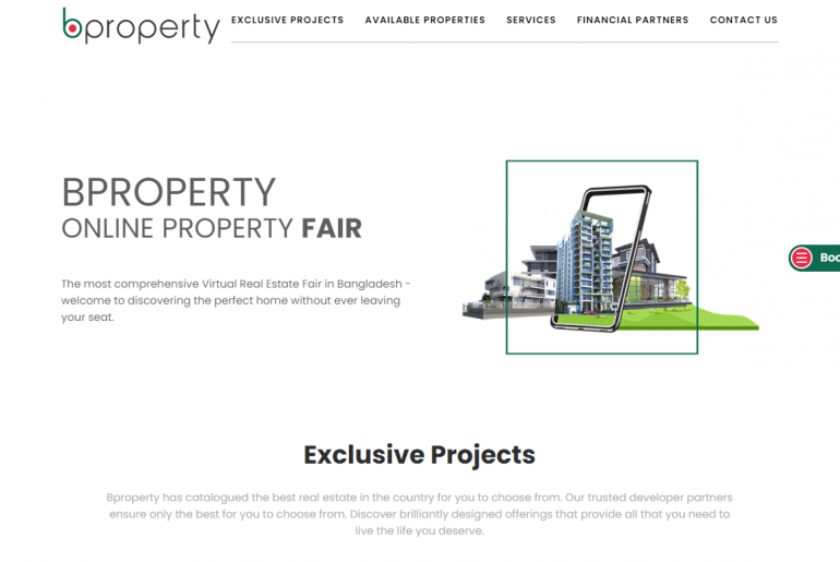 Bproperty Online Property Fair- A New Era For Real Estate