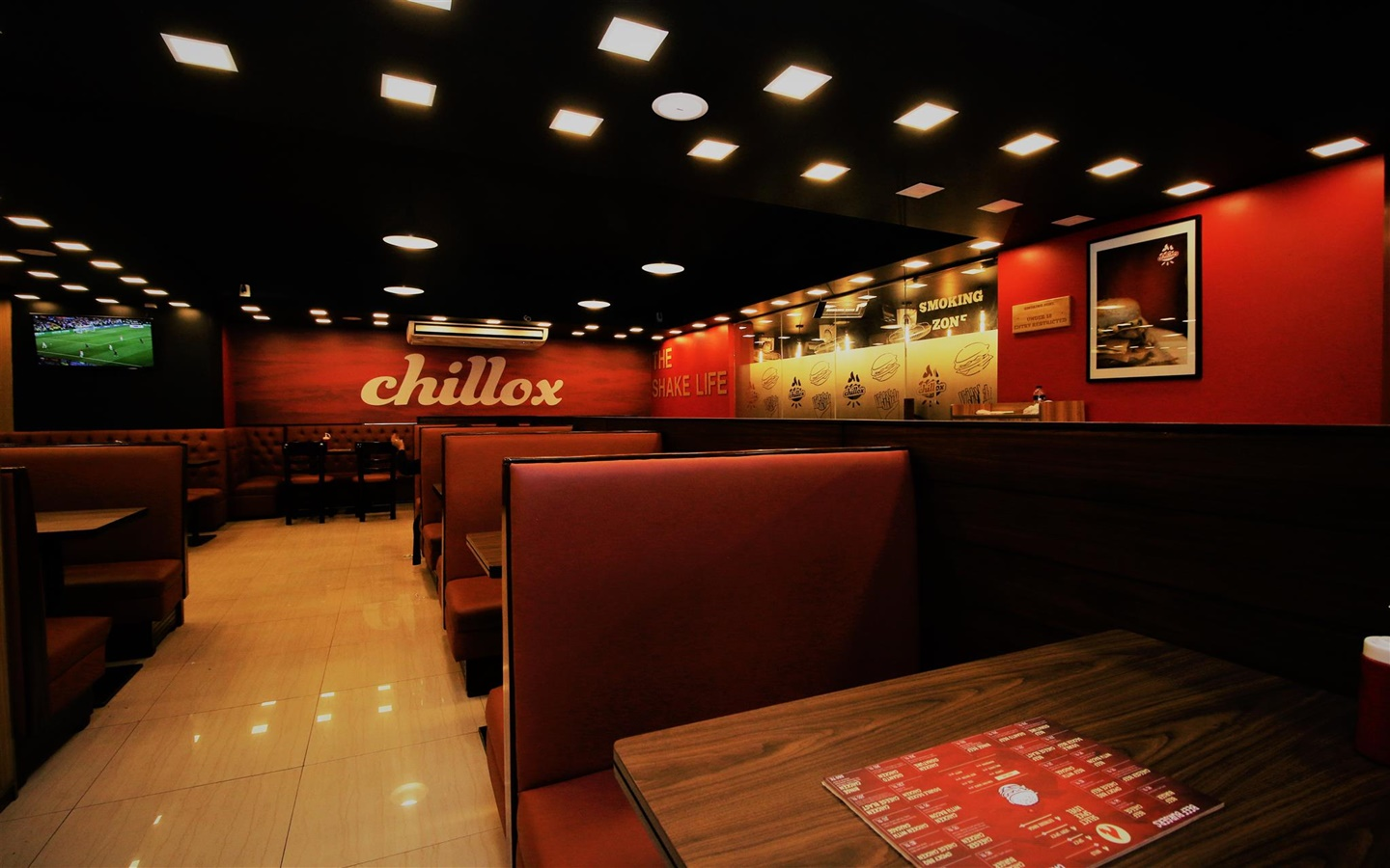Chillox - burger places to eat in Banani