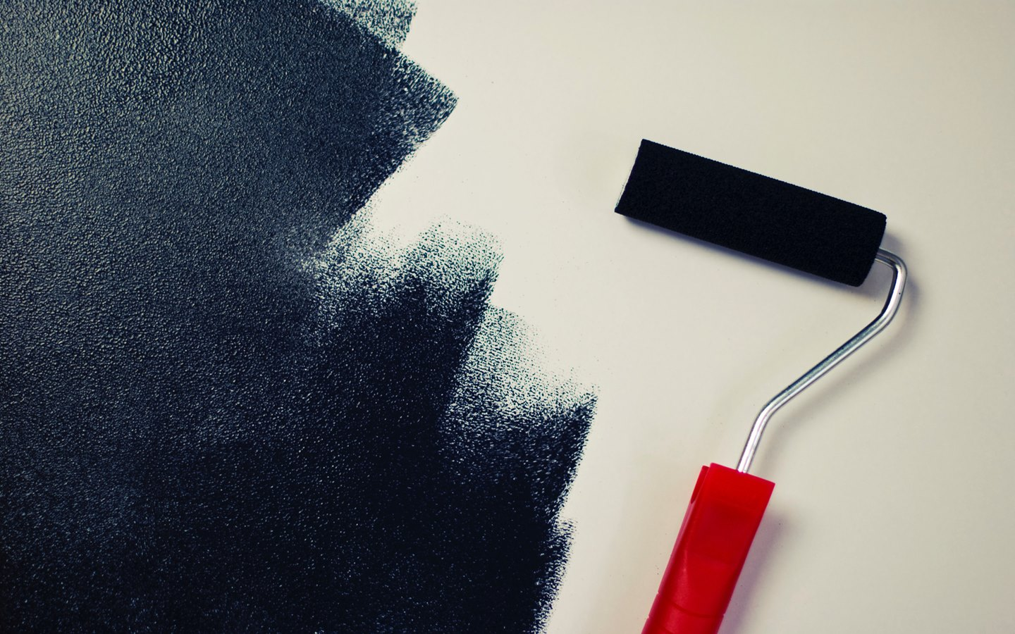 Dark colors make office gloomy and unproductive