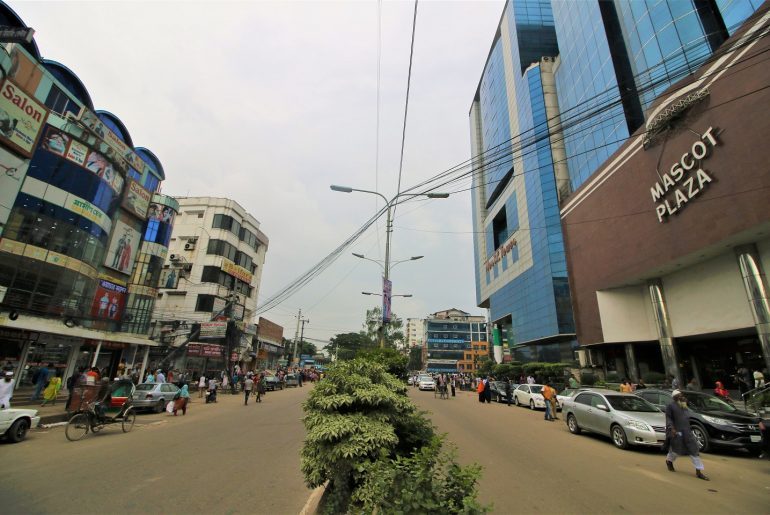 Avenues In Uttara