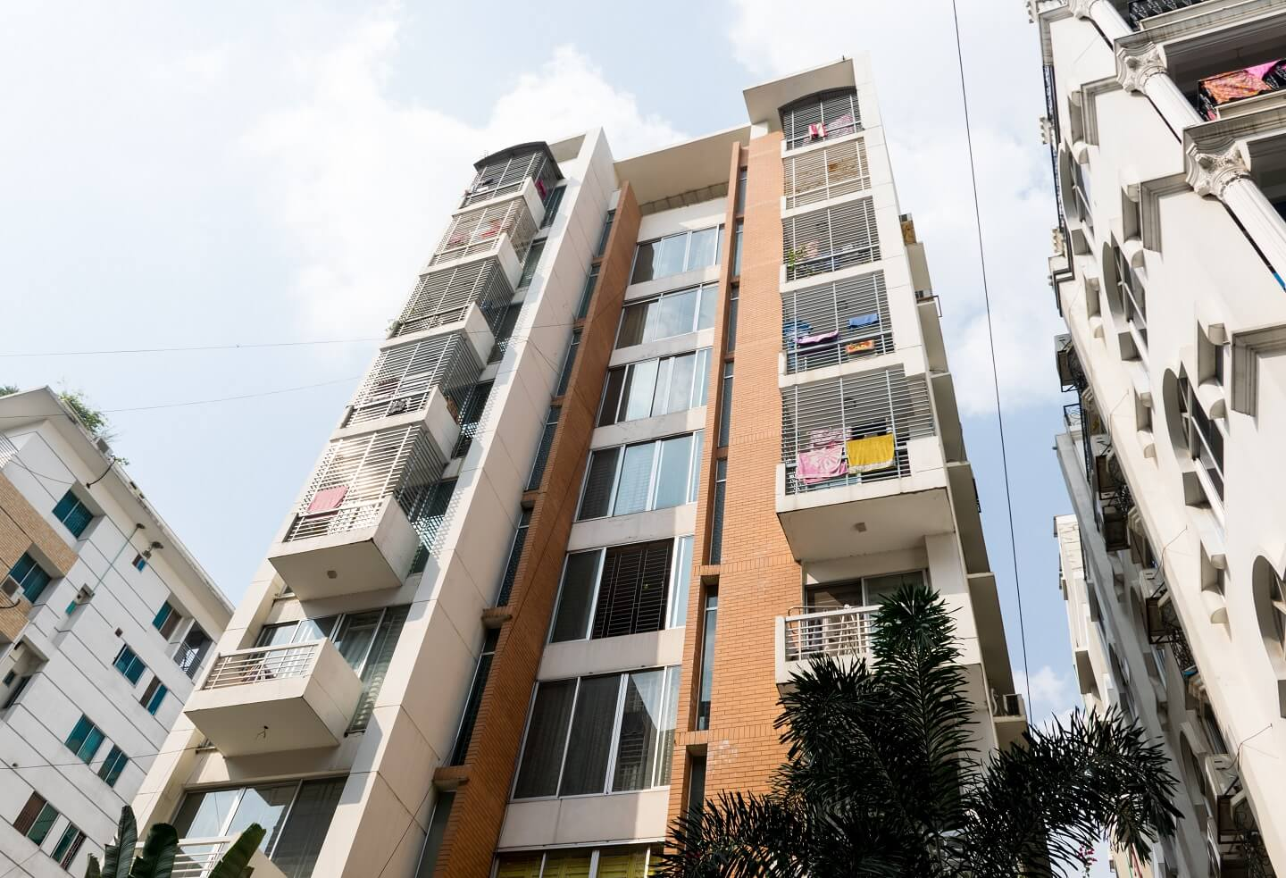 Check out this fine property for sale at your favorite location in Bashundhara!