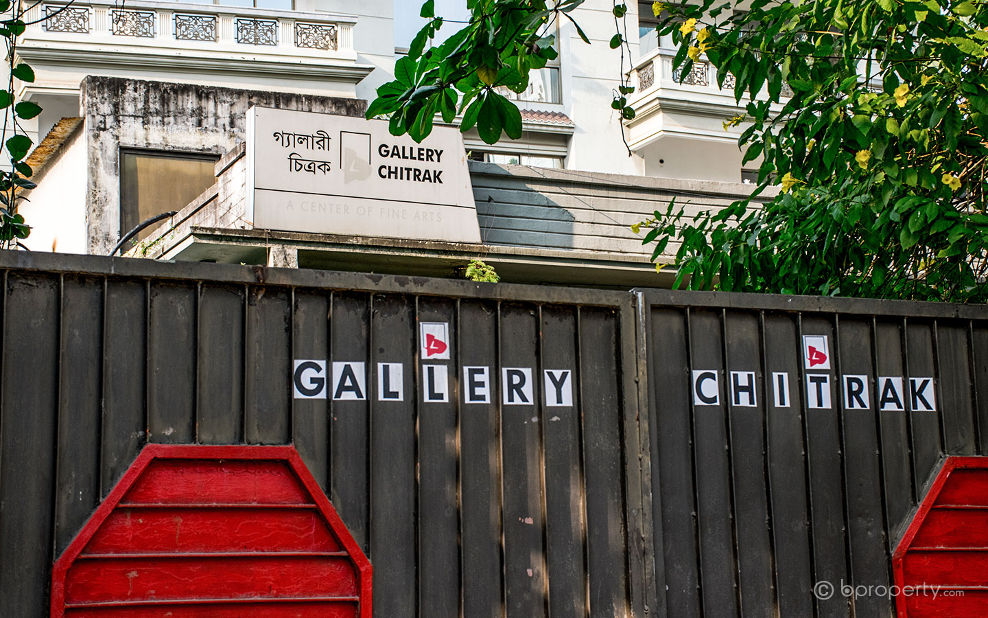 Gallery Chitrak is well-known for hosting social and charitable events