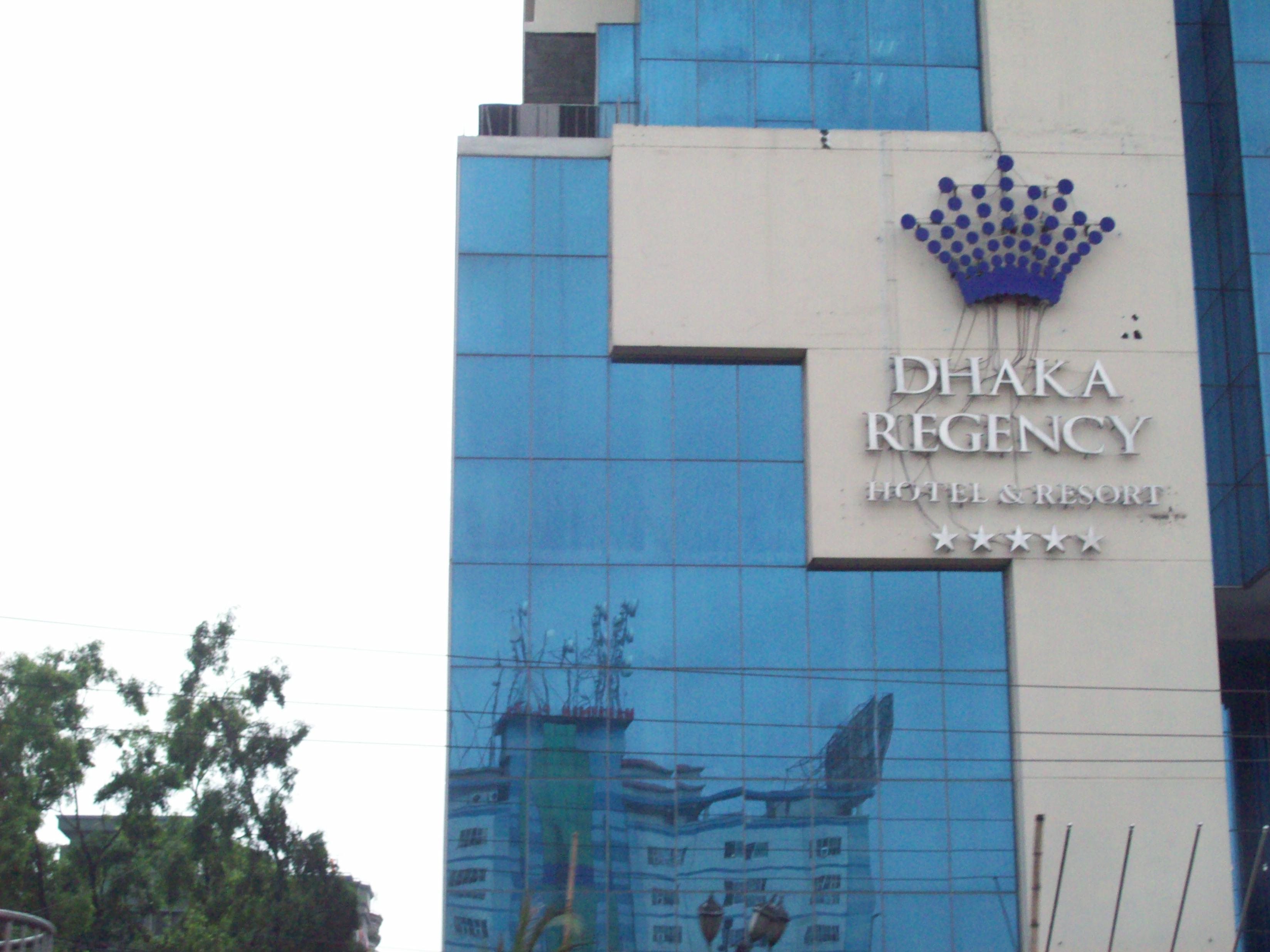 Dhaka regency hotel