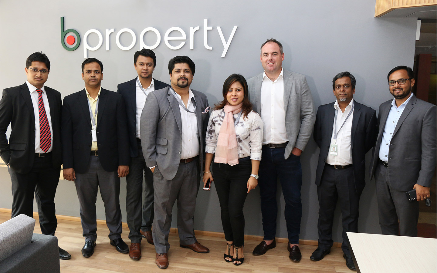 The property expert team from Bproperty