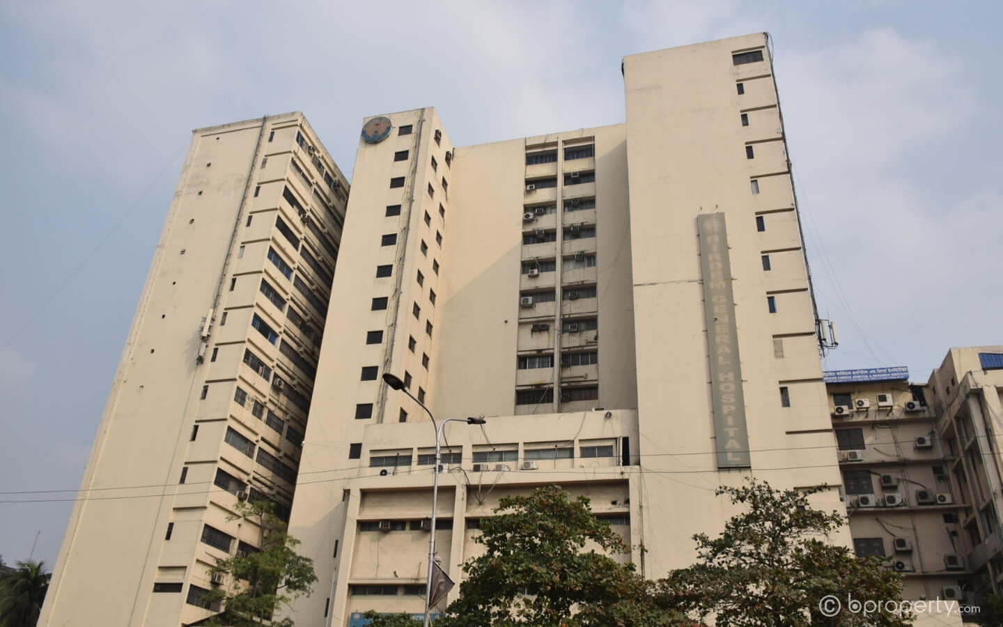 Shahbag has many hospitals that are exceptional at treating conditions