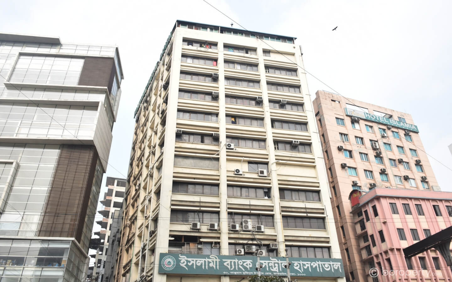 Islami Bank Hospital is one of the oldest hospitals in Bangladesh