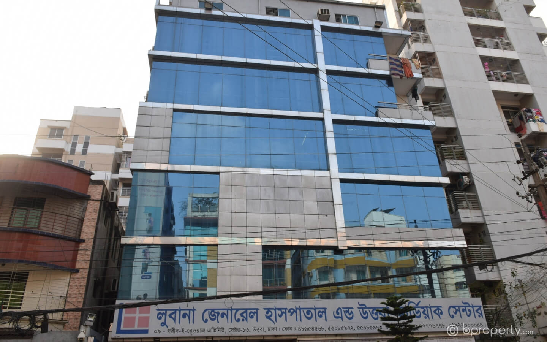 Many prominent hospitals in Dhaka are found in Uttara