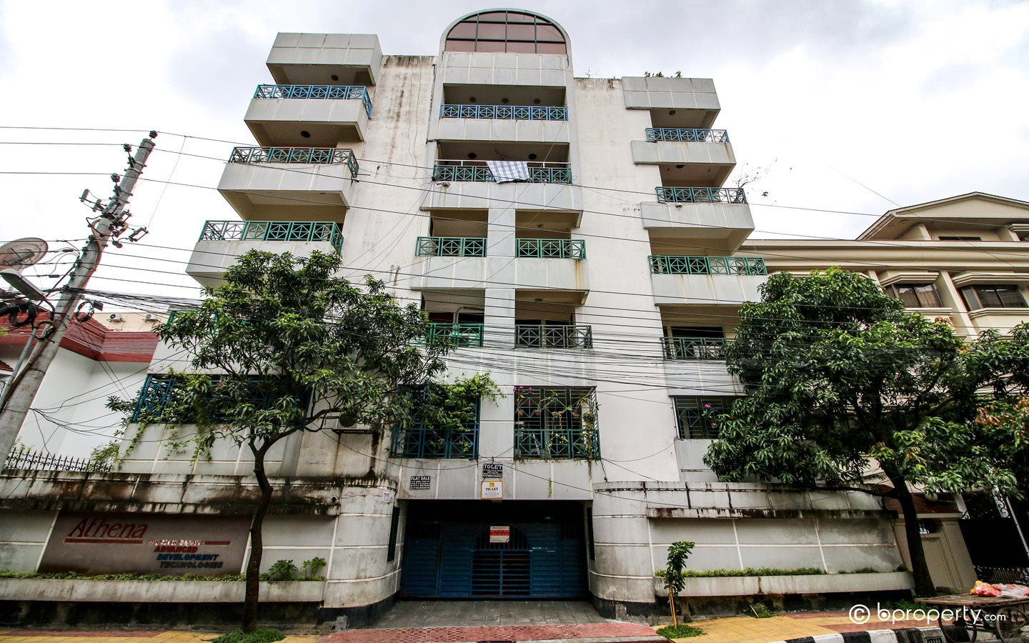 Apartment in properties of the month list