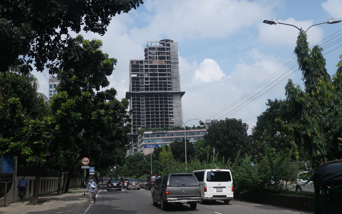 Hilton Dhaka