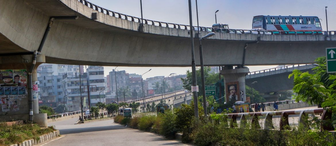 Major Effects of Flyovers on Traffic Conditions in Dhaka - Bproperty