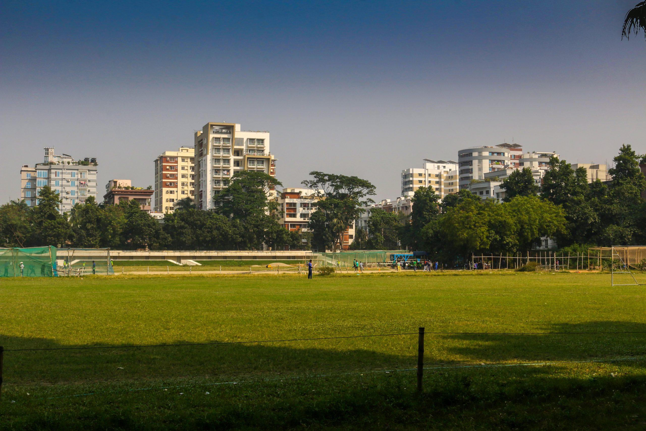 Abahani field