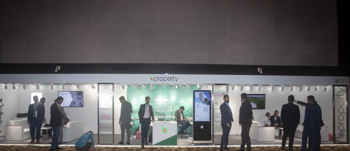 Participation of Bproperty at Rehab Fair Chattogram - Bproperty