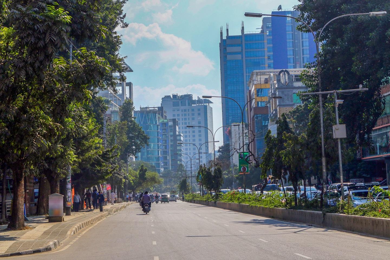 Road to gulshan