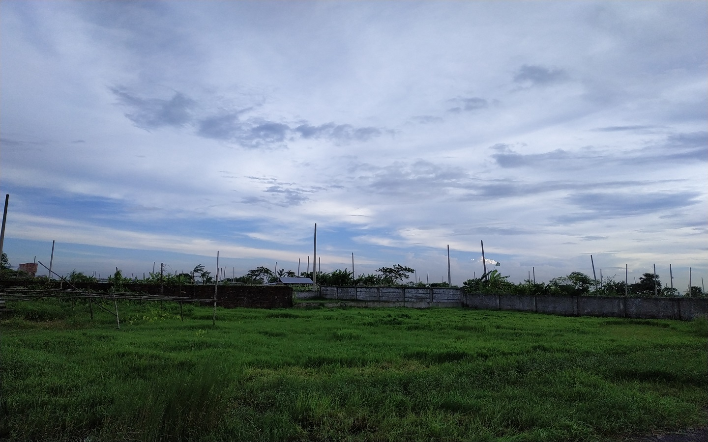 Green fields of Purbachal