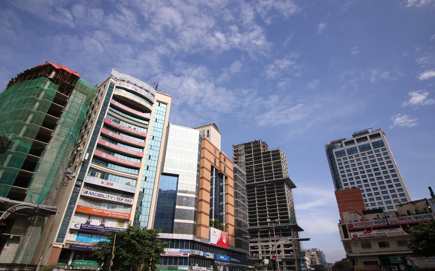 Proximity from real estate in East Dhaka
