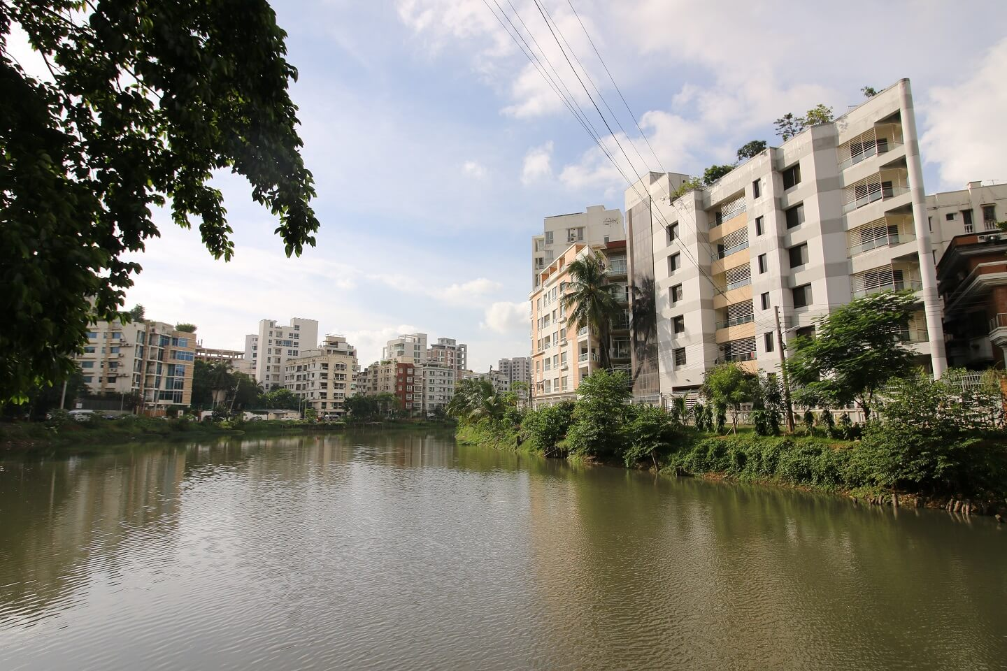 A secured area like Gulshan is certainly the prime choice for residence among expats in Dhaka