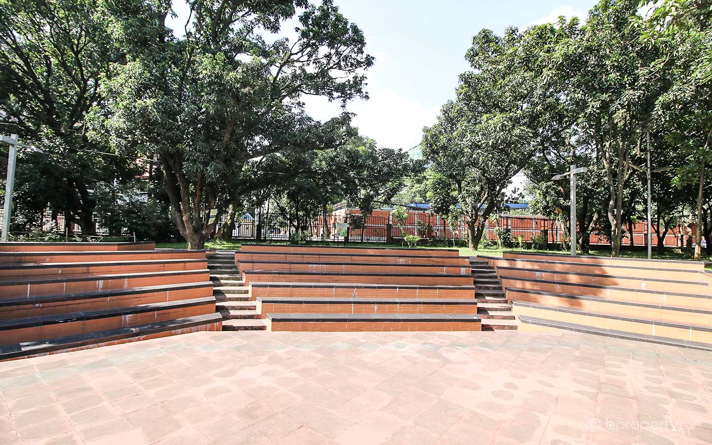 Quality life in Gulshan thanks to parks