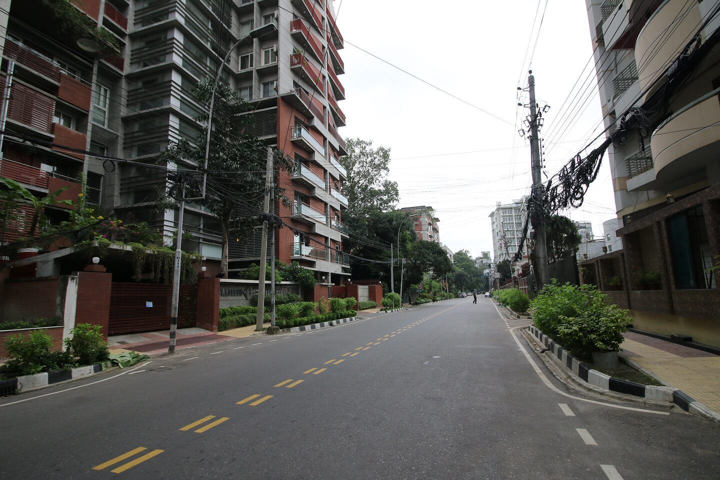 The area restriction makes Baridhara one of the best places for expats in Dhaka