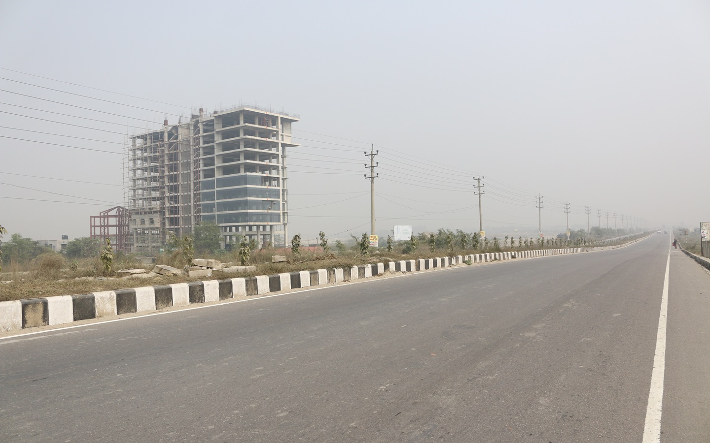 Major infrastructural development in East Dhaka is underway by the Goverment