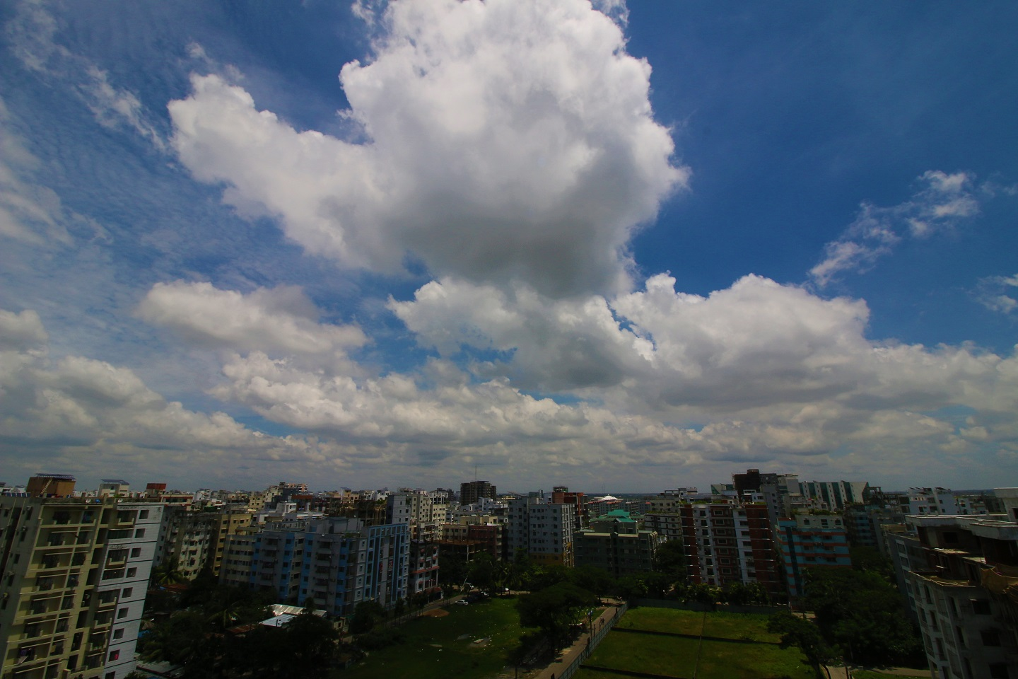 Expats moving to Dhaka should take a note of the weather and make necessary arrangements