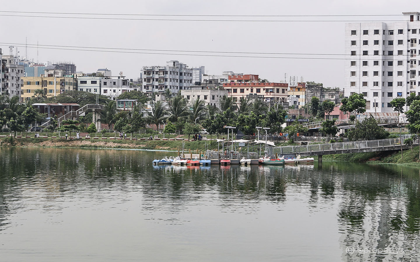 Living in dhaka with no shortage of recreational places