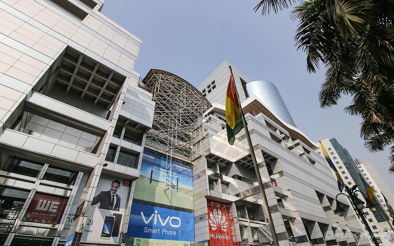 Bashundhara City Shopping Complex