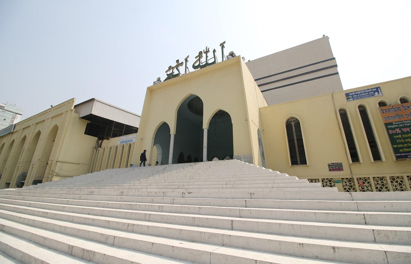 বায়তুল মোকাররম মসজিদ মার্কেট