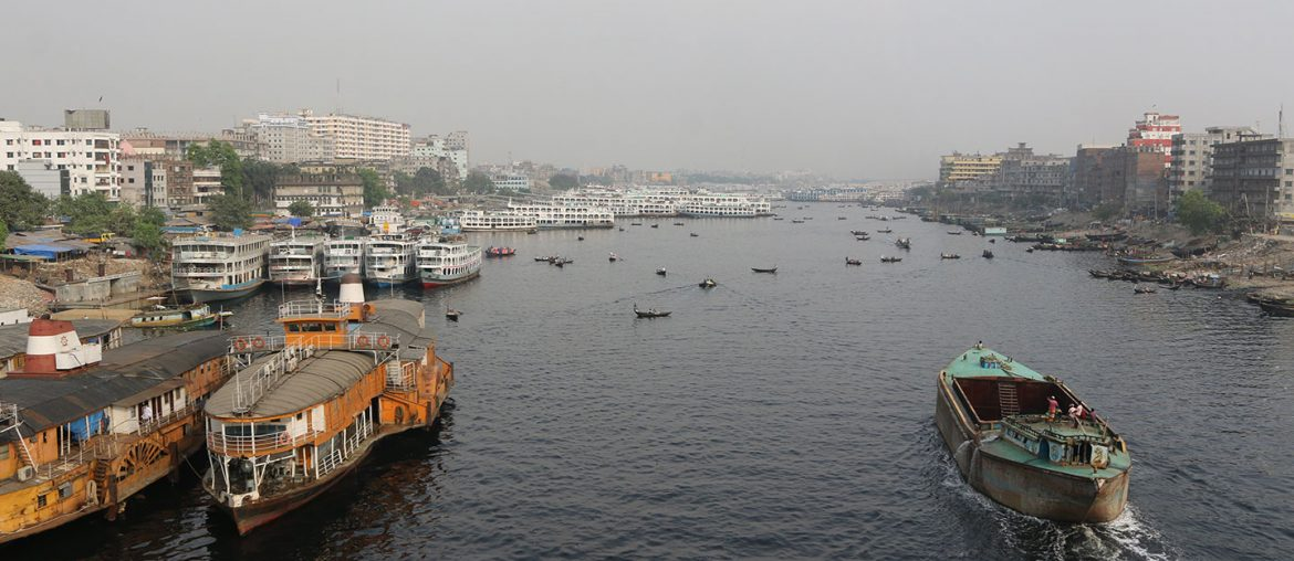 A Brief History of the Expansion of Dhaka City - Bproperty
