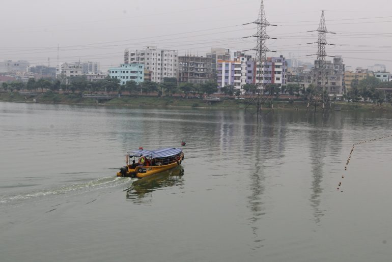 Hatirjheel Water Taxi | A Quick Way to Beat traffic in Dhaka