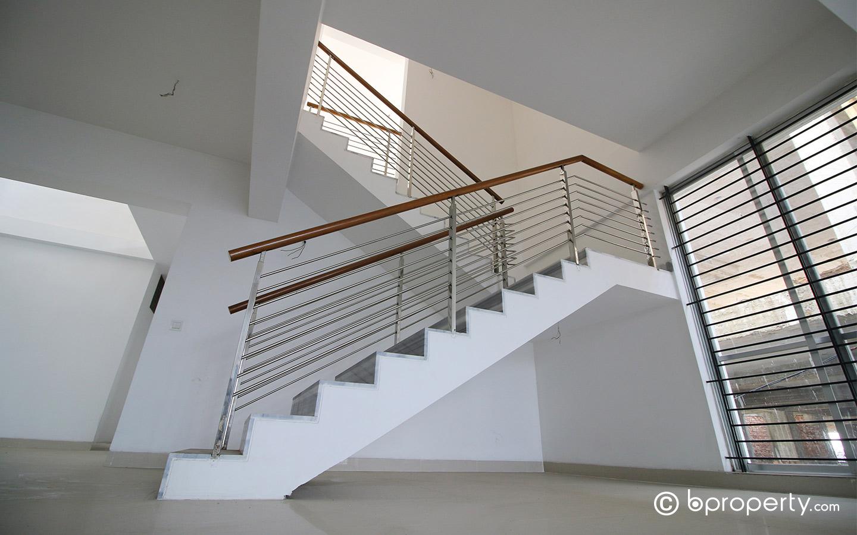 A residential duplex at Bashundhara R/A
