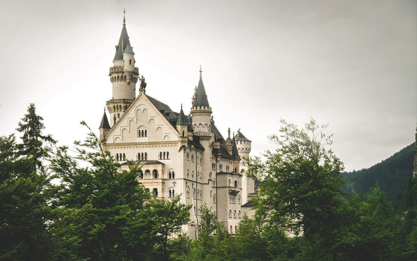 This is not only one of the locations that inspired Disney movies, the castle has a lot of history behind it, too.