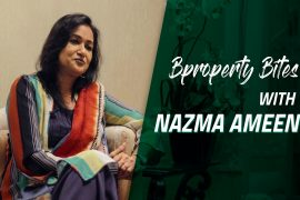 Bproperty Bites | Nazma Ameen | Media Personality