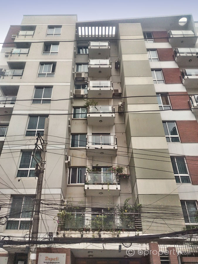 One of the best apartments of Banani