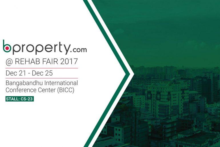 Bproperty Co-Sponsored REHAB Fair Begins On December 21st