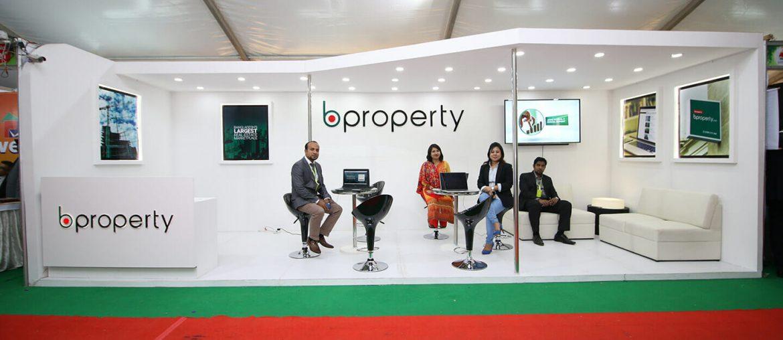 Bproperty Kicks Off At REHAB FAIR 2017