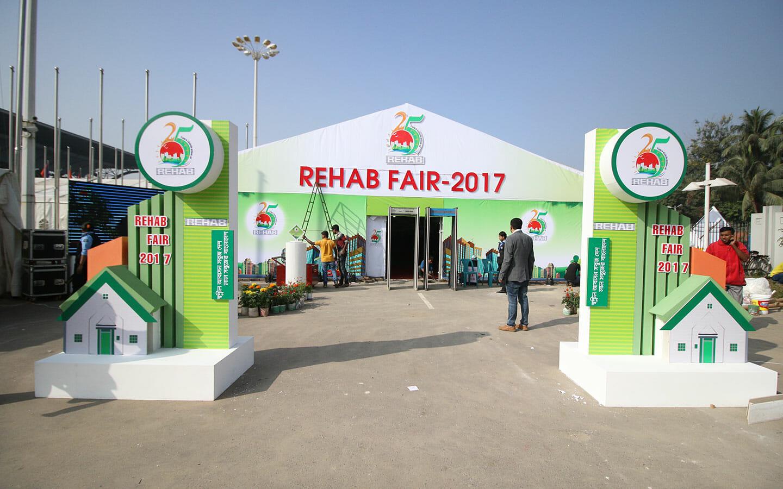 Rehab Fair Inaugration