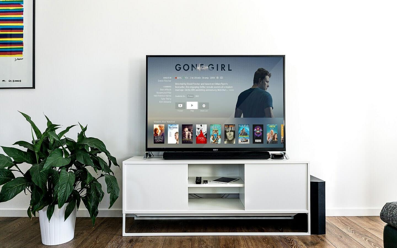 A Nice Widescreen LED TV