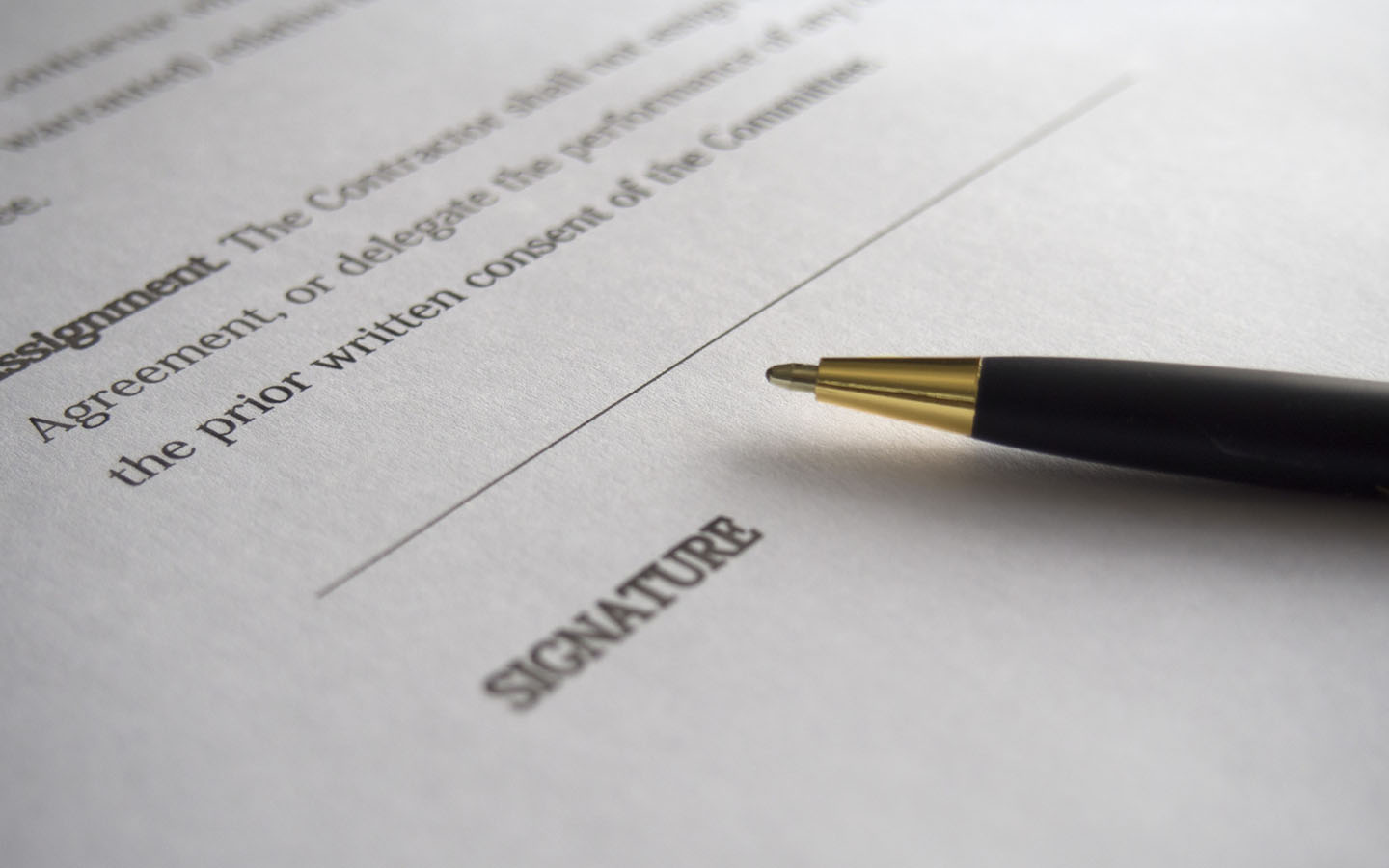 It is better to confirm with lenders before investing in apartments and signing agreement